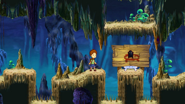 A Boy and His Blob Screenshot 4