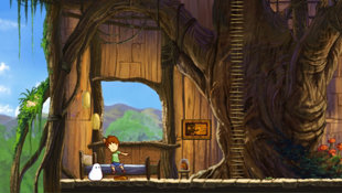 A Boy and His Blob Screenshot 5