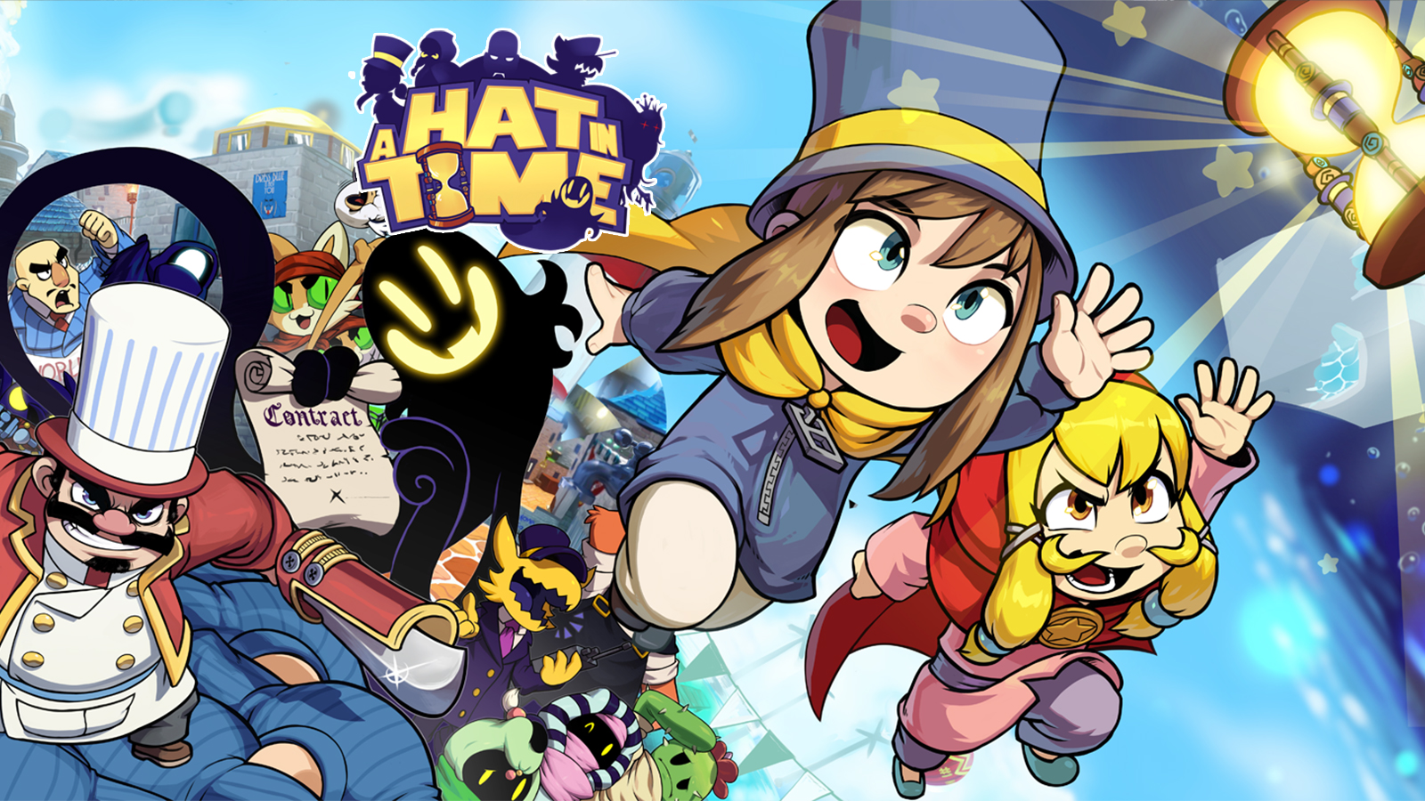 a hat in time dlc ps4