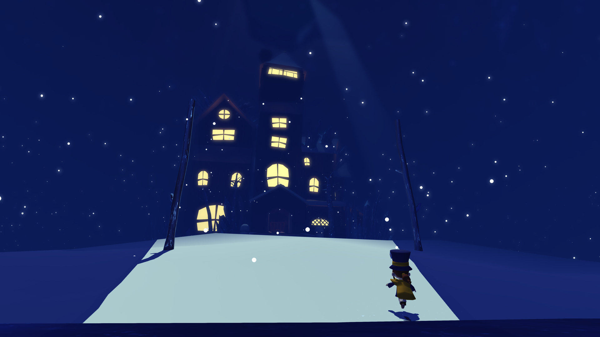 A Hat In Time Game Ps4 Playstation
