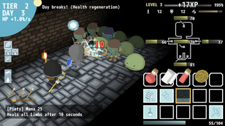 A Healer Only Lives Twice Trailer Screenshot