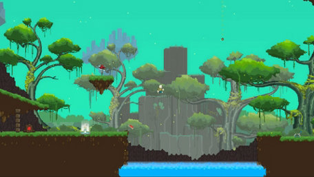 A Pixel Story Trailer Screenshot