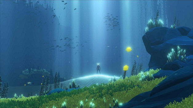 ABZÛ Screenshot 1