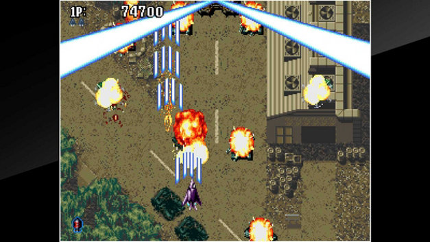 ACA NEOGEO AERO FIGHTERS 2 Screenshot 10