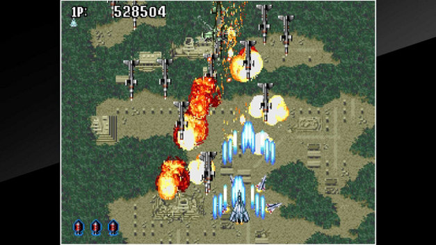 ACA NEOGEO AERO FIGHTERS 2 Screenshot 4