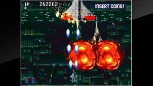 ACA NEOGEO AERO FIGHTERS 2 Screenshot 5