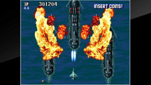 ACA NEOGEO AERO FIGHTERS 2 Screenshot 9