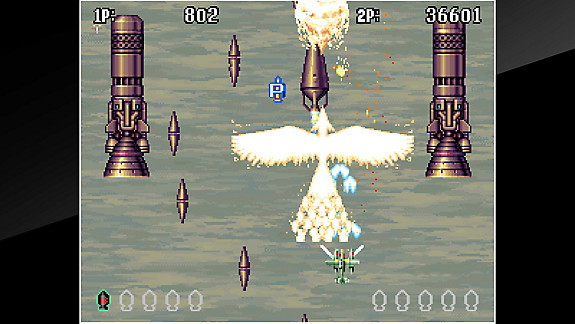ACA NEOGEO AERO FIGHTERS 3 - Screenshot INDEX