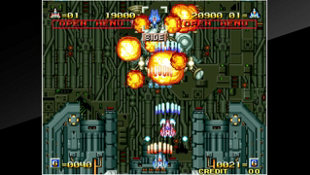 ACA NEOGEO ALPHA MISSION II Screenshot 3