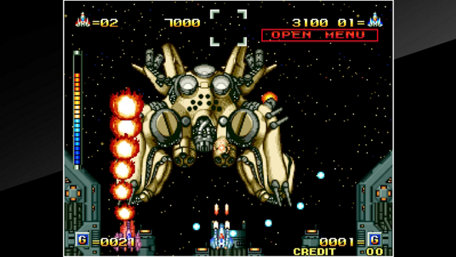 ACA NEOGEO ALPHA MISSION II Trailer Screenshot