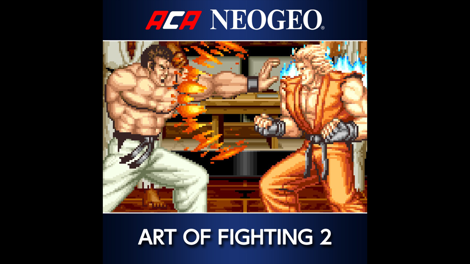 Aca Neogeo Art Of Fighting 2 Game Ps4 Playstation