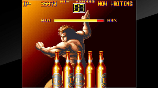 ACA NEOGEO ART OF FIGHTING Screenshot 1