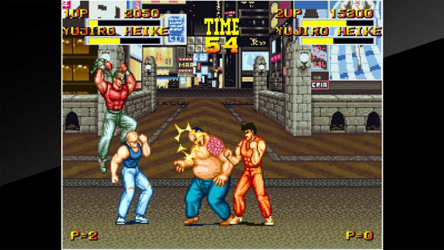 ACA NEOGEO BURNING FIGHT Screenshot 10