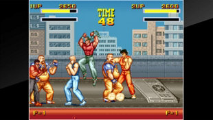 ACA NEOGEO BURNING FIGHT Screenshot 3