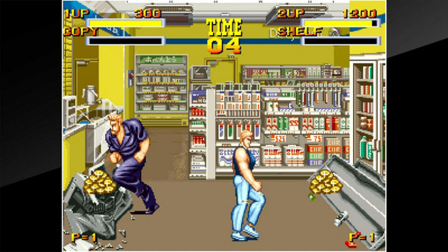 ACA NEOGEO BURNING FIGHT Screenshot 4