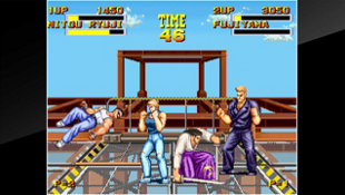 ACA NEOGEO BURNING FIGHT Screenshot 5