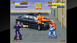 ACA NEOGEO BURNING FIGHT Screenshot 6