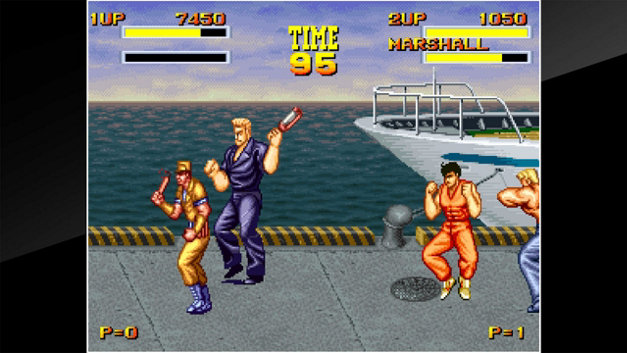ACA NEOGEO BURNING FIGHT Screenshot 7