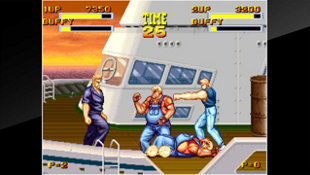 ACA NEOGEO BURNING FIGHT Screenshot 8