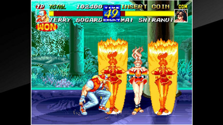 ACA NEOGEO FATAL FURY 3 Trailer Screenshot