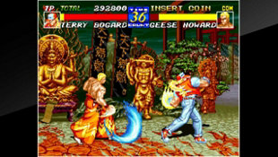 ACA NEOGEO FATAL FURY 3 Screenshot 9