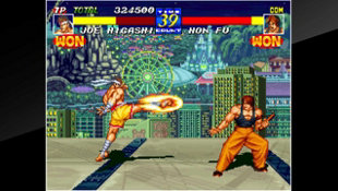 ACA NEOGEO FATAL FURY 3 Screenshot 6