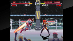 ACA NEOGEO GALAXY FIGHT: UNIVERSAL WARRIORS Screenshot 9