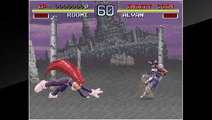 ACA NEOGEO GALAXY FIGHT: UNIVERSAL WARRIORS Screenshot 5