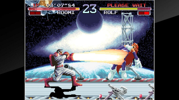 ACA NEOGEO GALAXY FIGHT: UNIVERSAL WARRIORS Screenshot 4