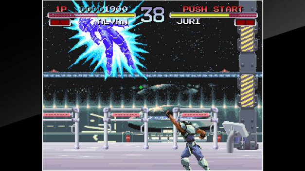ACA NEOGEO GALAXY FIGHT: UNIVERSAL WARRIORS Screenshot 7