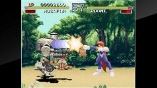 ACA NEOGEO GALAXY FIGHT: UNIVERSAL WARRIORS Screenshot 8