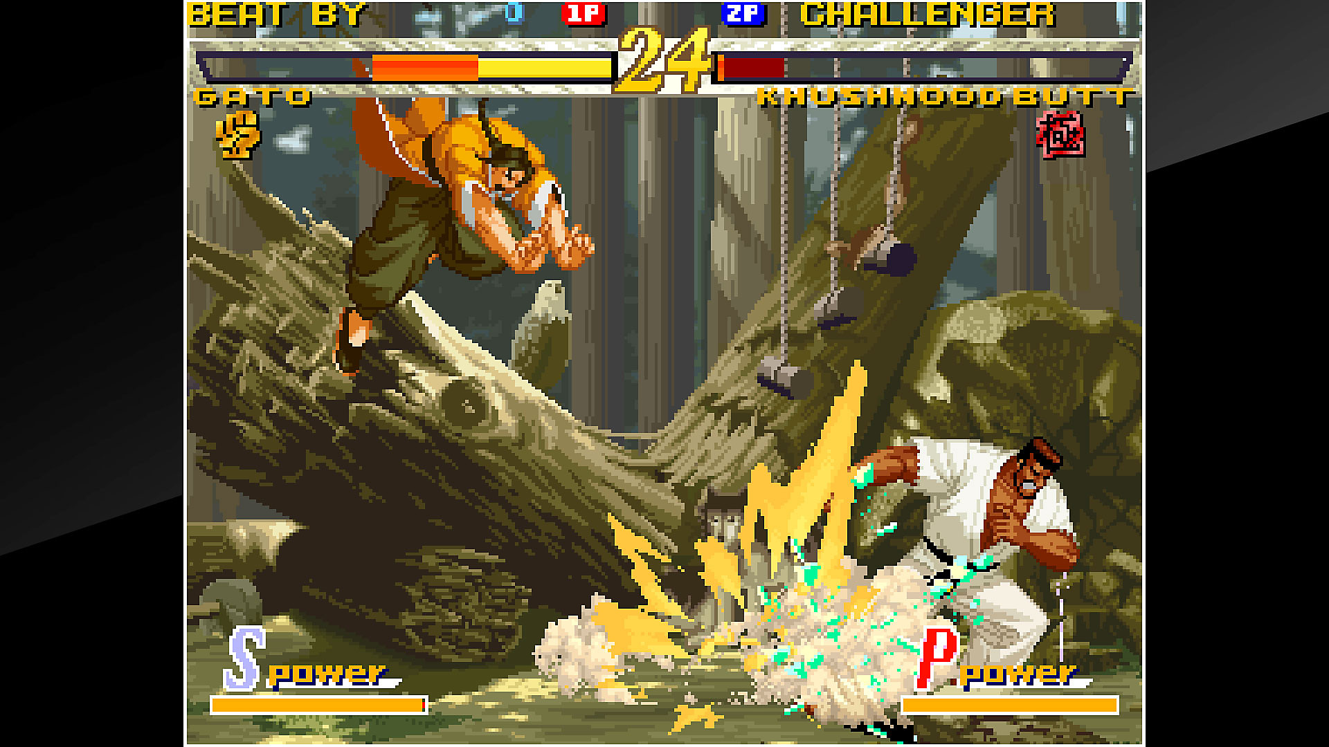 ACA NEOGEO GAROU: MARK OF THE WOLVES Gameplay