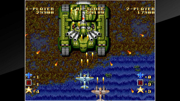 ACA NEOGEO GHOST PILOTS Screenshot 10