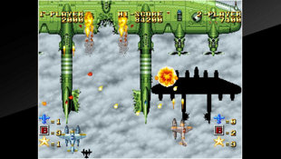 ACA NEOGEO GHOST PILOTS Screenshot 9