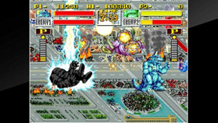 ACA NEOGEO KING OF THE MONSTERS Screenshot 3