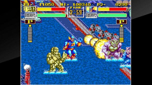 ACA NEOGEO KING OF THE MONSTERS Screenshot 6