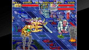 ACA NEOGEO KING OF THE MONSTERS Screenshot 9