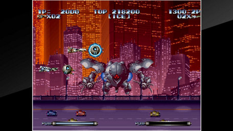 ACA NEOGEO LAST RESORT Trailer Screenshot