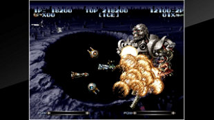 ACA NEOGEO LAST RESORT Screenshot 9