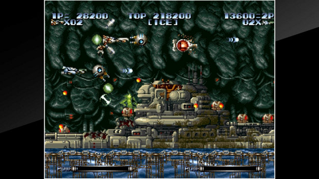 ACA NEOGEO LAST RESORT Screenshot 4