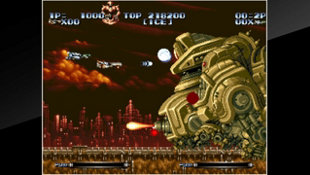ACA NEOGEO LAST RESORT Screenshot 2