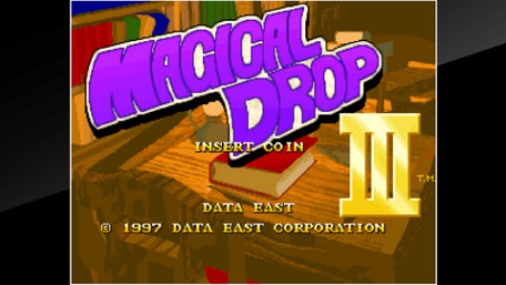 ACA NEOGEO MAGICAL DROP III Trailer Screenshot