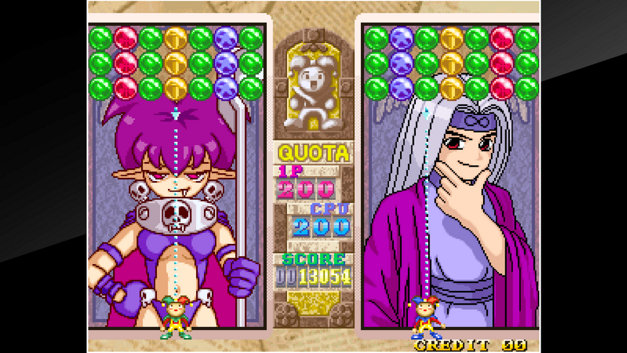 ACA NEOGEO MAGICAL DROP III Screenshot 1