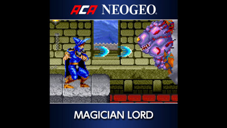 ACA NEOGEO MAGICIAN LORD Trailer Screenshot