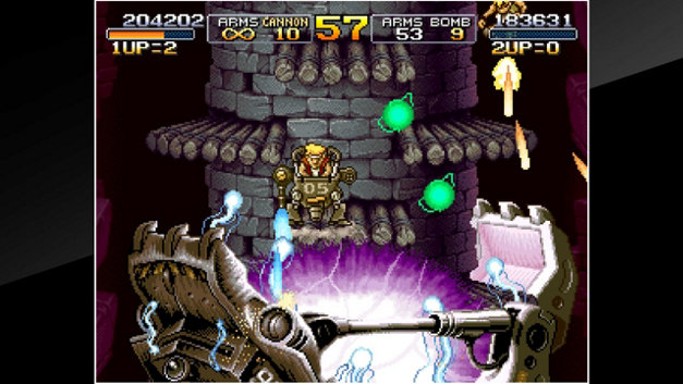 ACA NEOGEO METAL SLUG 2 Screenshot 1