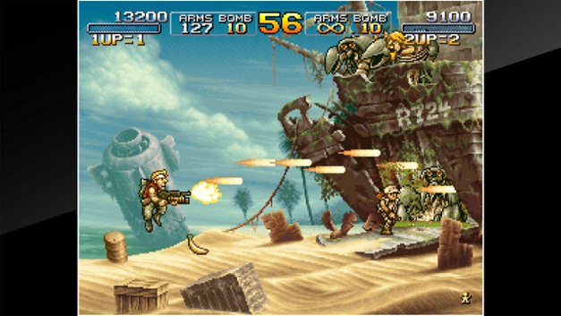 ACA NEOGEO METAL SLUG 3 Screenshot 10