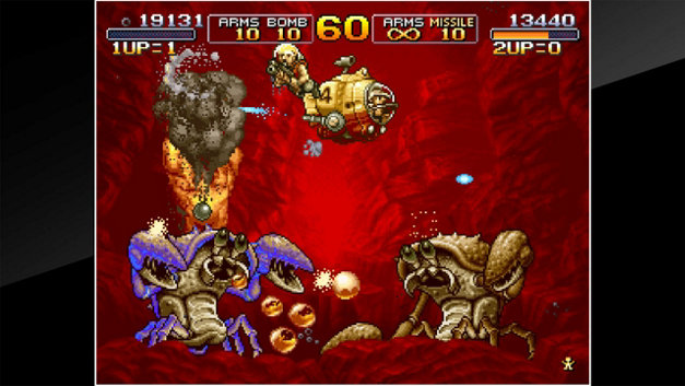 ACA NEOGEO METAL SLUG 3 Screenshot 1