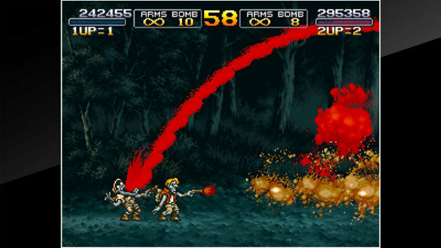 ACA NEOGEO METAL SLUG 3 Screenshot 4