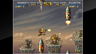 ACA NEOGEO METAL SLUG 3 Screenshot 5