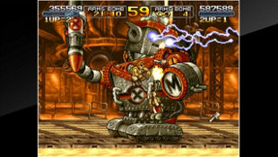 ACA NEOGEO METAL SLUG 3 Screenshot 6